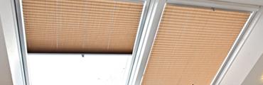 Dachfenster Plissee