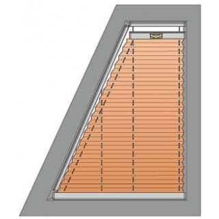 Cosiflor VS8 Terrakotta halbes Trapez