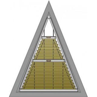 Cosiflor VS91 olivgrün Dreieck