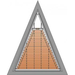 Cosiflor VS91 Terrakotta Dreieck