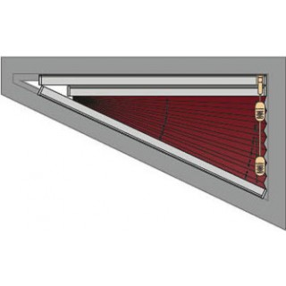 Cosiflor FD Slope 4 weinrot