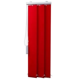 Einzellamelle für Vertikalvorhang