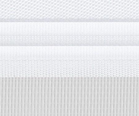 large line pleat weiß 187-00