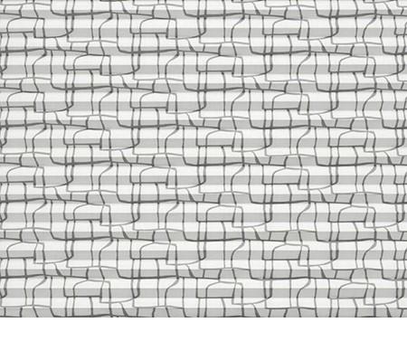 crepp geometric muster285-00