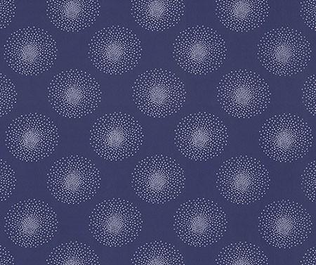 skylight reflex print blau 326-41