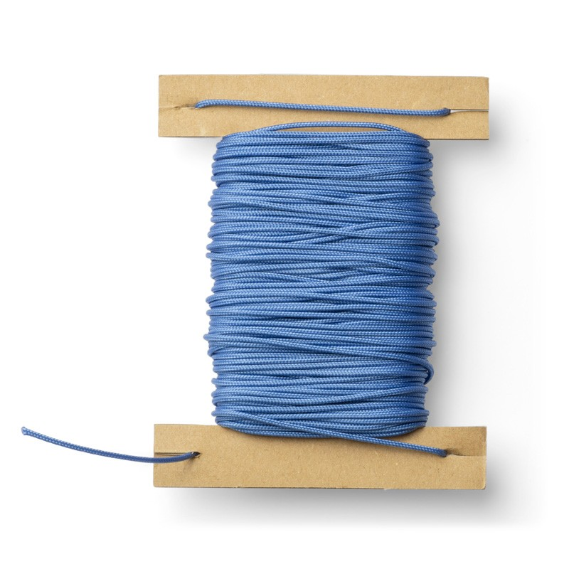 Jalousien Schnur blau
