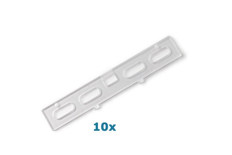 Lamellenhalter 80 mm