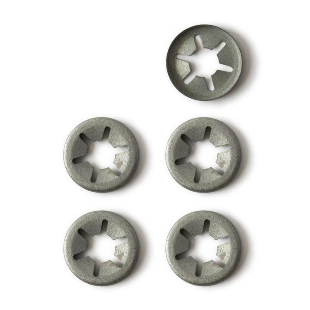 Fächerfedern 7 mm für Lamellenvorhänge