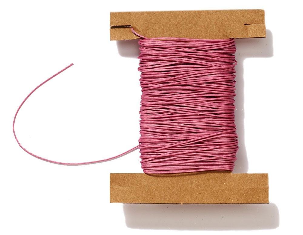 zubeh r f r cosiflor plissee schnur pink. Black Bedroom Furniture Sets. Home Design Ideas