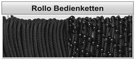 Rollo Bedienketten