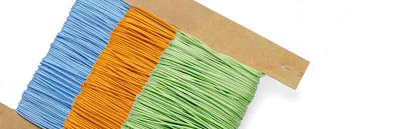 Plissee Schnur für verschiedene Hersteller